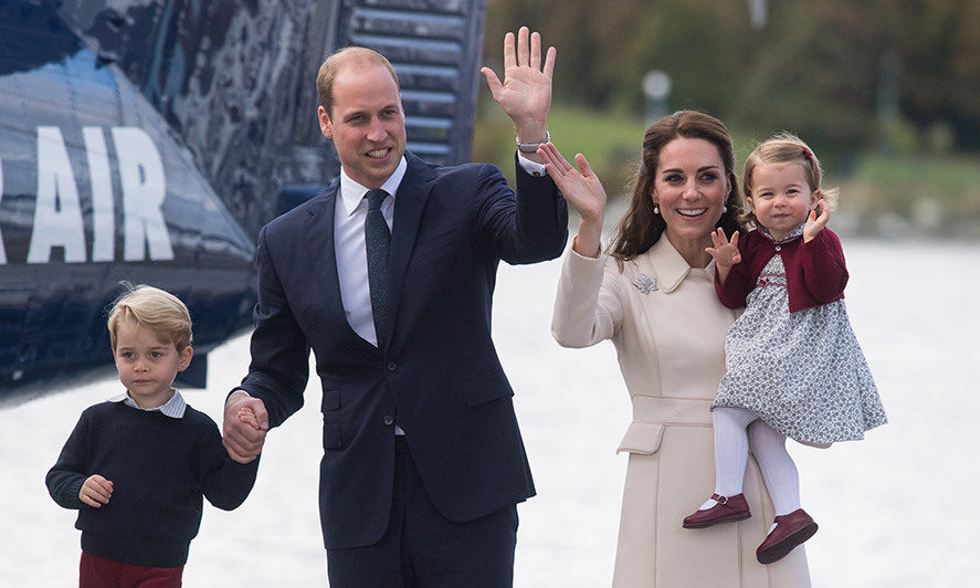 "Kate paid a visit to the EACH hospice in Quidenham, Norfolk, in 2017, and mom Michala Benton said: ""Kate also said about her kids that Charlotte and George run in different directions all the time.""