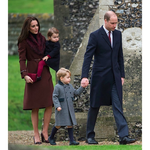"Kate spoke about George and Charlotte's friendship at a Iraq-Afghanistan memorial service. Attendee Samantha Burge told reporters: ""Kate said that Charlotte is growing up really fast. She is the one in charge. We have both got two-year-olds and they are ruling the roost. It was a bit a mummy chat."" 