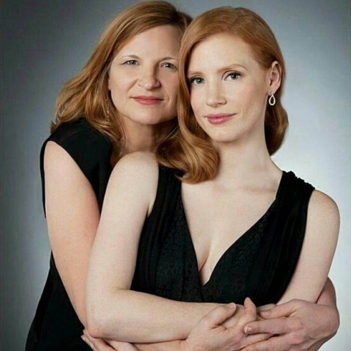 <h4>Jessica Chastain</h4>