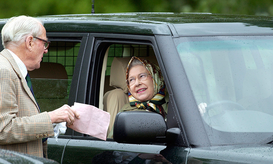 Why The Queen Doesnt Have Or Need A License To Drive