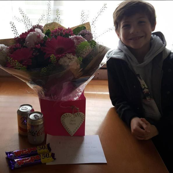 <h4>Jacob Tremblay </h4>
