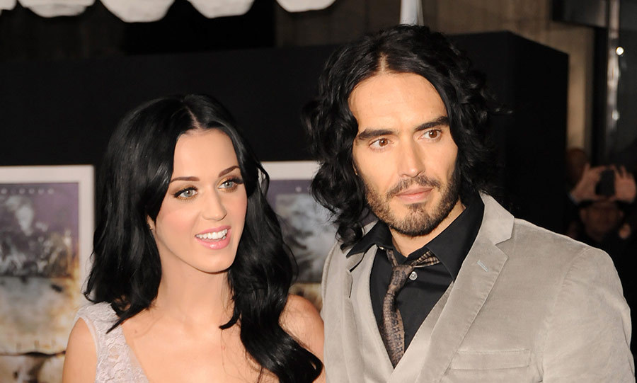 Ellen DeGeneres forgot Katy Perry was married to Russell Brand – watch the hilarious clip.