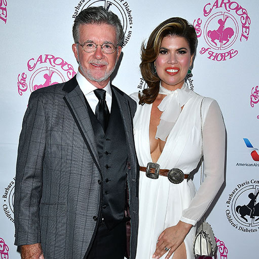 Alan Thicke's two eldest sons are taking his wife Tanya Callau to court in a legal dispute over the late actor's estate. Alan died of an aortic rupture, aged 69, in December. He left his sons Robin, 40, and Brennan, 42, as co-trustees over his living trust.
