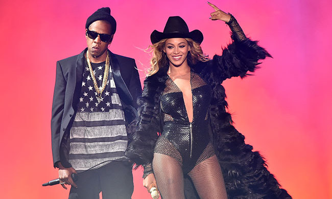 According to Forbes, most of their fortune stems from the US rapper's companies, including Roc Nation. Jay Z, 47, and Beyoncé, 35, also have huge stakes in music streaming service, Tidal.