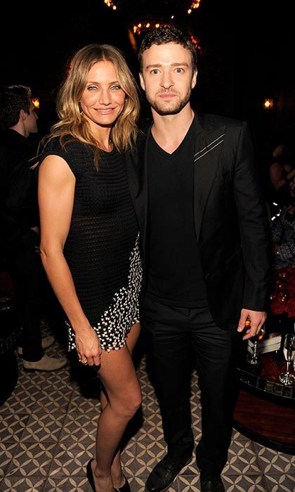 <h2>Justin Timberlake and Cameron Diaz</h2>