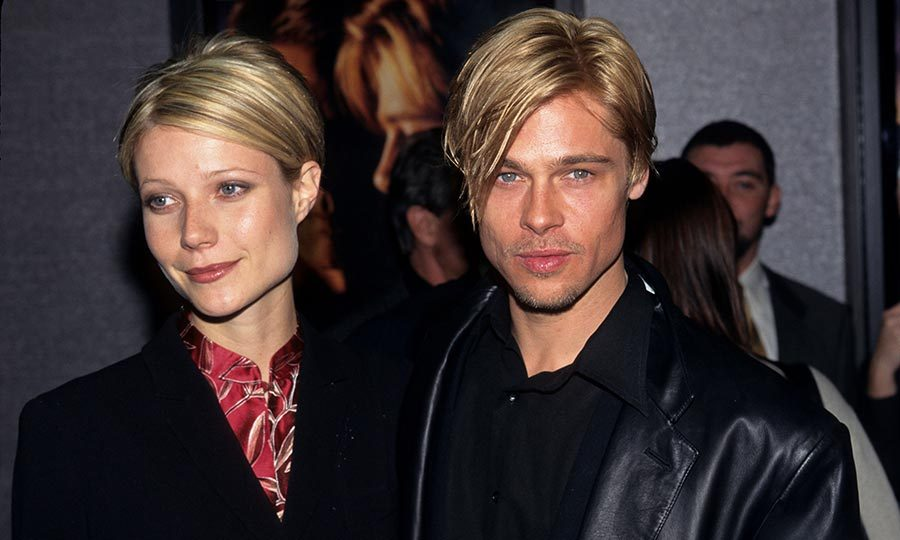<h2>Brad Pitt and Gwyneth Paltrow</h2>