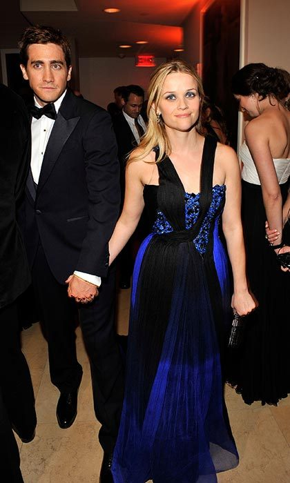 <h2>Jake Gyllenhaal and Reese Witherspoon</h2>