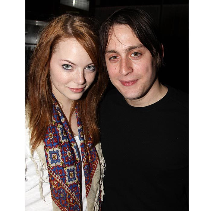 <h2>Kieran Culkin and Emma Stone</h2>