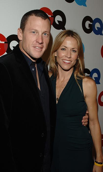 <h2>Lance Armstrong and Sheryl Crow</h2>