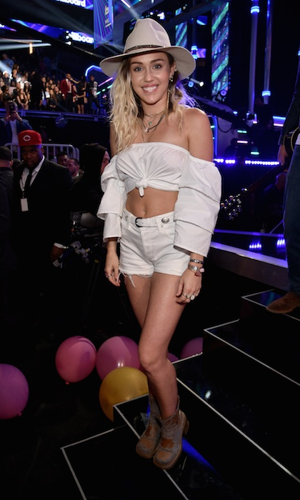 Miley Cyrus