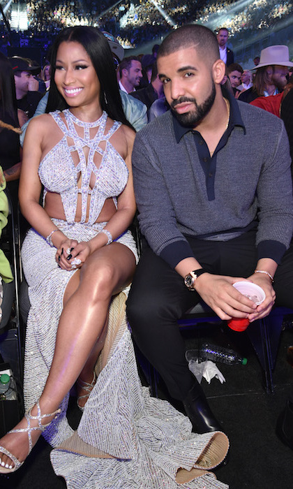 Nicki Minaj and Drake