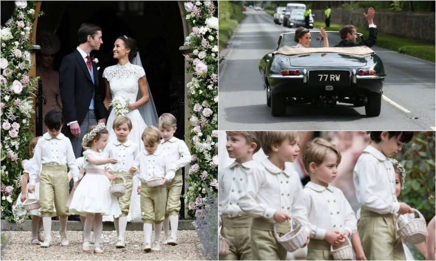 Pippa Middleton and James Matthews' beautiful English country wedding was simply unforgettable. From the stunning bride's sensational dresses (times two!), to Prince George and Princess Charlotte's special roles, there's no doubt that the Duchess of Cambridge's younger sister's big day has been the wedding of the year so far.