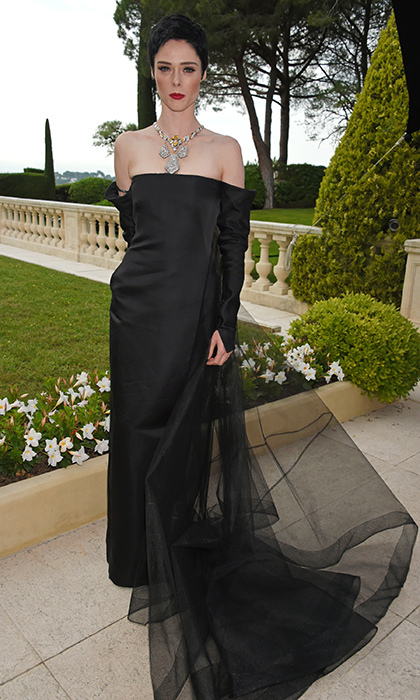 Coco Rocha in Jean Paul Gaultier 