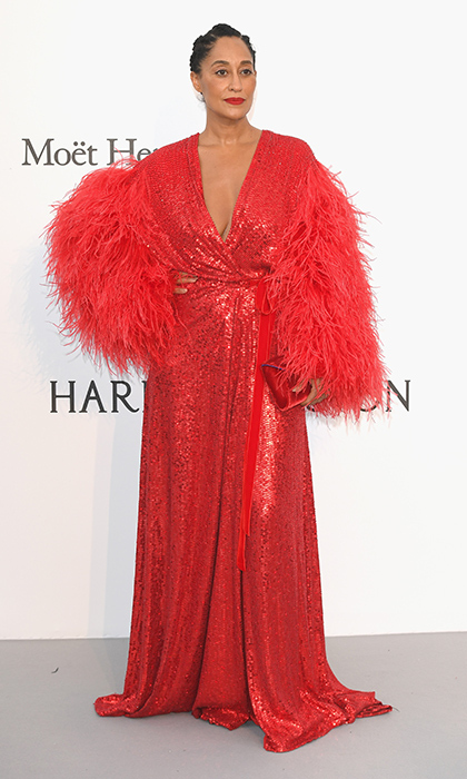 Tracee Ellis Ross in Jenny Packham