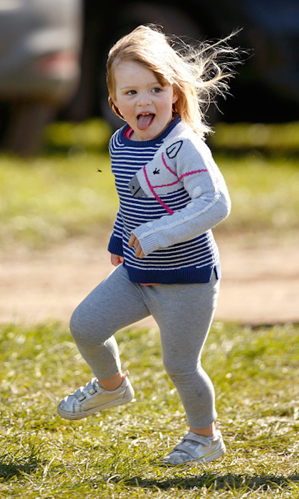 <strong>Mia Grace Tindall</strong>