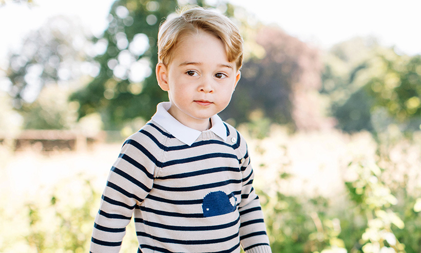 <strong>Prince George of Cambridge (George Alexander Louis)</strong>
