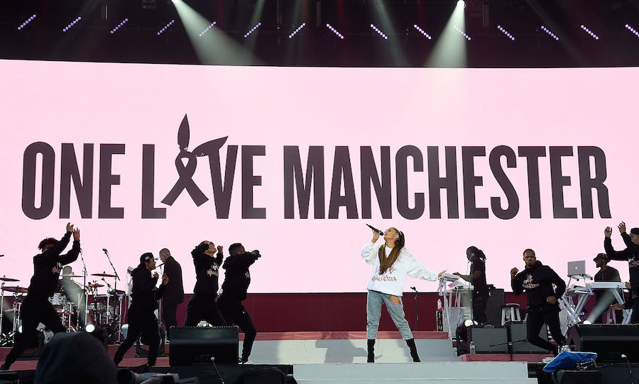 Less than two weeks after a horrific terrorist attack claimed the lives of 22 people following Ariana Grande's concert at Manchester arena, the singer returned to the stage to perform in honour of all those affected by the tragedy. 