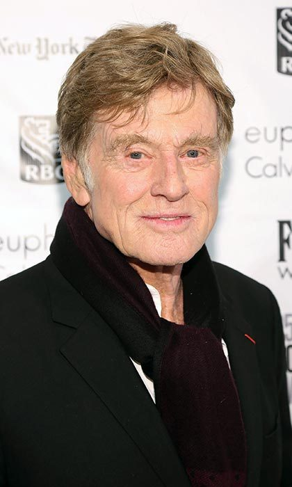 <strong>Robert Redford</strong>