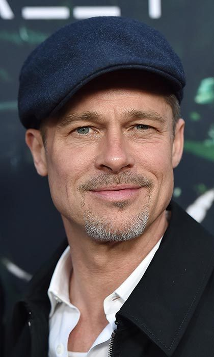 <strong>Brad Pitt</strong>