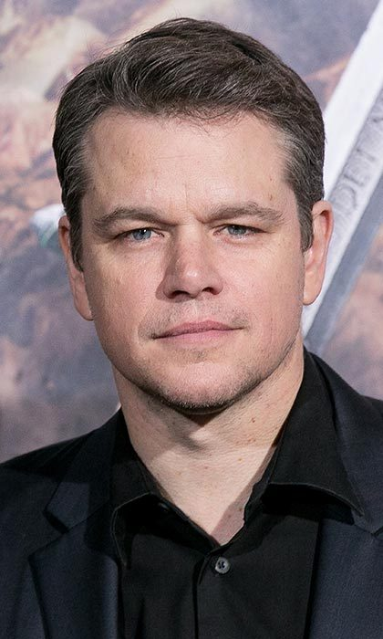 <strong>Matt Damon</strong>