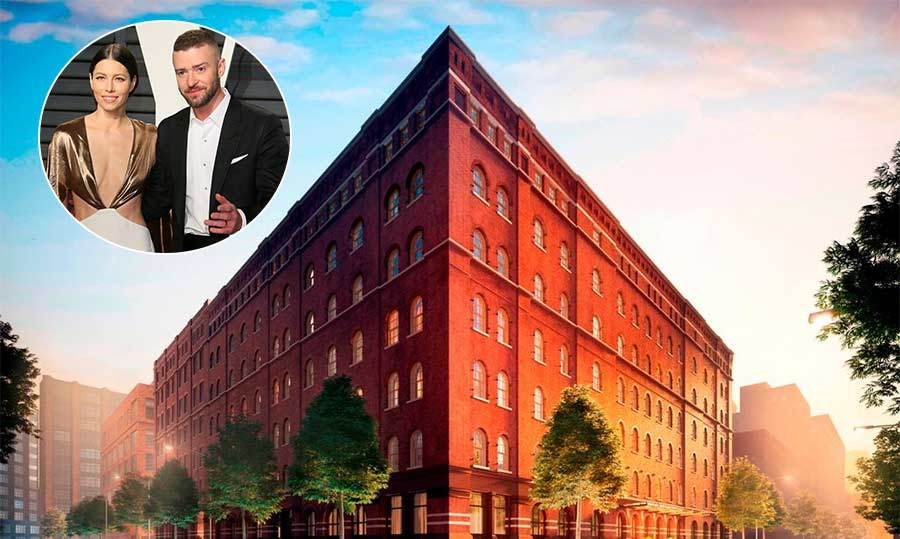 "<p>A converted 1880s book bindery in Tribeca is proving to be one of the hottest properties in New York after <strong><a href=""/tags/0/justin-timberlake/"">Justin Timberlake</a></strong> and <strong><a href=""/tags/0/jessica-biel/"">Jessica Biel</a></strong> have become the latest stars to snap up an apartment in the building. According to property website <strong>Trulia</strong>, the couple have splashed out $20 million on a four-bedroom, six-bathroom penthouse in the building, where Harry Styles and fellow A-List couple <strong><a href=""/tags/0/blake-lively/"">Blake Lively</a></strong> and <strong><a href=""/tags/0/ryan-reynolds/"">Ryan Reynolds</a></strong>own apartments.</p>