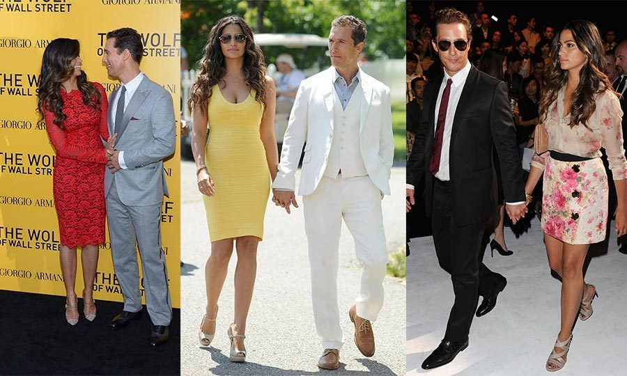 "Matthew McConaughey and Camila Alves's love story dates back to 2006 when their paths crossed at a Los Angeles restaurant. ""The first interaction, I did not know who he was. At the time he had a really long beard, and he had this rasta hat. He was all covered up, and I didn't really realize who he was,"" the model confessed to Access Hollywood, adding that once she clued in, she went to ""the other side of the room."" 