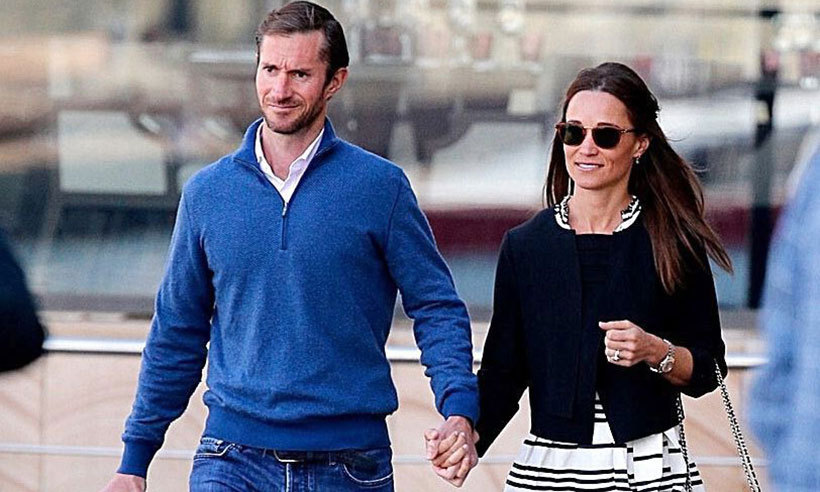 7a048460c04 A guide to Pippa Middleton's $33,000 honeymoon wardrobe | HELLO! Canada