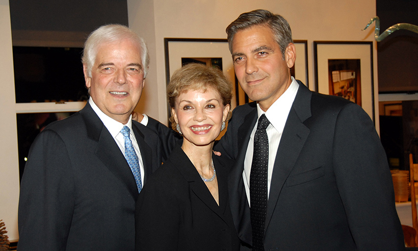 George Clooney's parents have met his twins thanks to ...
