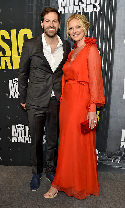 Parents-of-three Josh Kelley and Katherine Heigl had a couple's night out at the 2017 CMT Music Awards.
