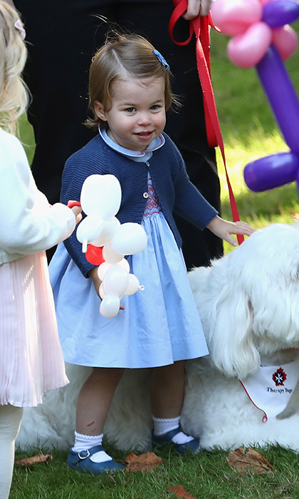 We've heard about the Kate Effect and the George Effect – and royal toddler Princess Charlotte shows that she, too, has inherited the magic touch when it comes to fashion. Thanks to Prince William and Kate's daughter, previously little known childrenswear brands like M&H and Amaia Kids have become hot properties.