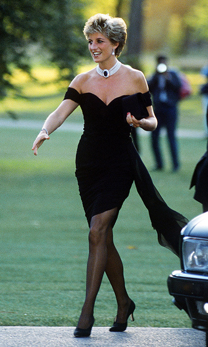 Prince William and Prince Harry's mom Princess Diana was one of the most photographed women of all time. With every snap she showed off her elegant and bold style proving that both gowns and suits – and even LBDs – could be perfectly regal.