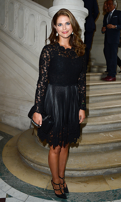 Princess Madeleine of Sweden has dazzled both Europe and New York City, where she lived with husband Chris O'Neill, showing off her international sense of style in outfits that are always modern, chic and feminine.