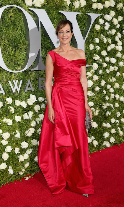 Allison Janney in Cristina Ottaviano.