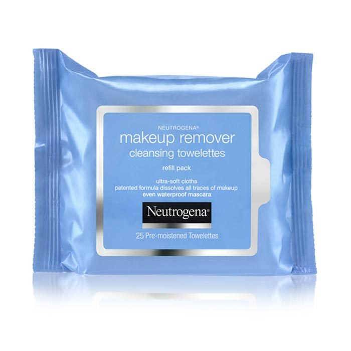 <h2>Neutrogena Makeup Remover Cleansing Towelettes</h2>