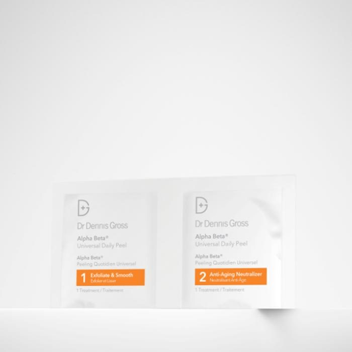 <h2>Dr. Dennis Gross Alpha Beta Universal Daily Peel Packets</h2>
