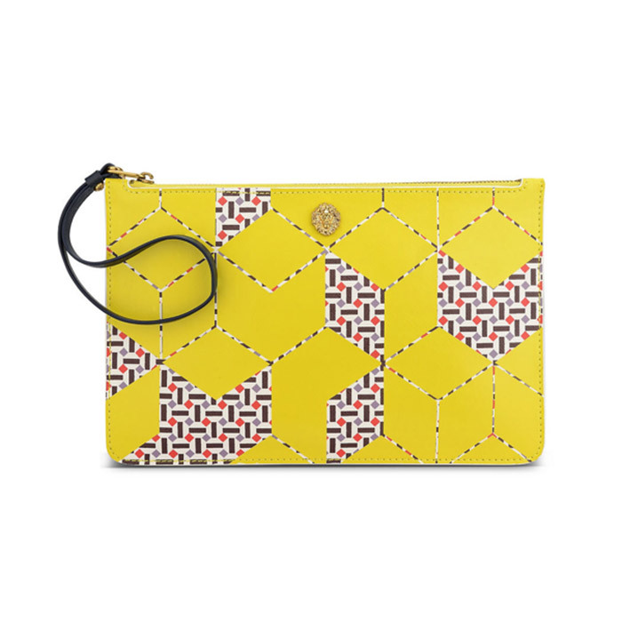 <strong>Anne Klein Large Pouch</strong>, $65, <em>Hudson's Bay.</em>
