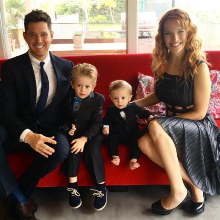 <h2>Michael Buble</h2>