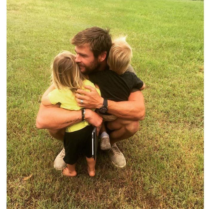 <h2>Chris Hemsworth</h2>