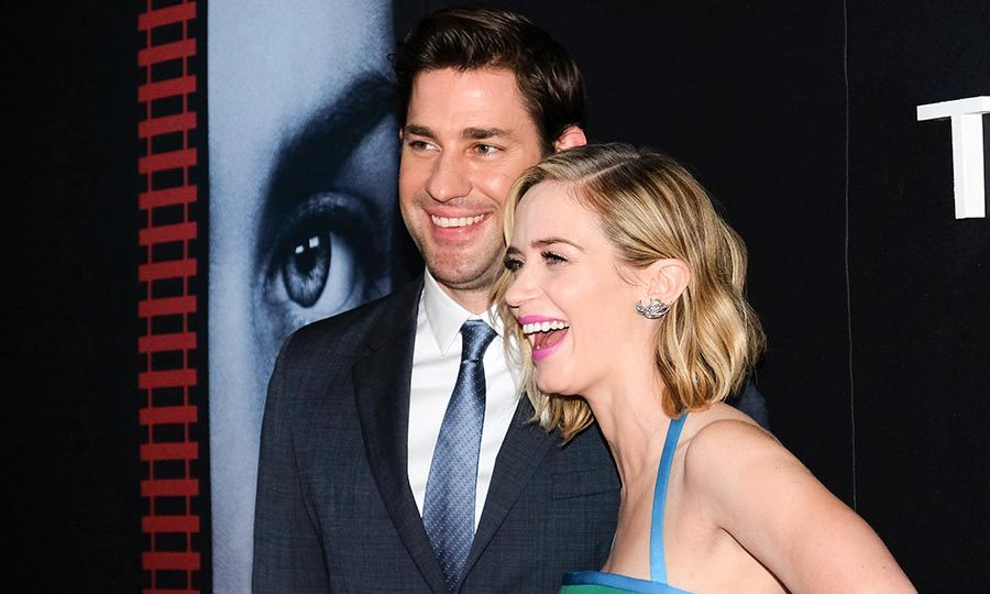 The couple that laughs together, stays together! The lovebirds were all smiles at the New York premiere <em>The Girl On The Train</em> in 2016. 
