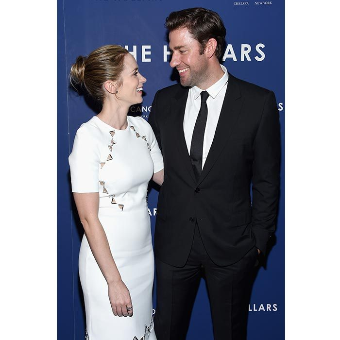 In Aug. 2016, the couple had eyes only for each other at <em>The Hollars</em> premiere in New York.
