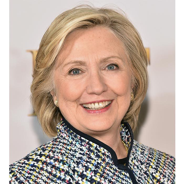 <h2>Hillary Clinton</h2>