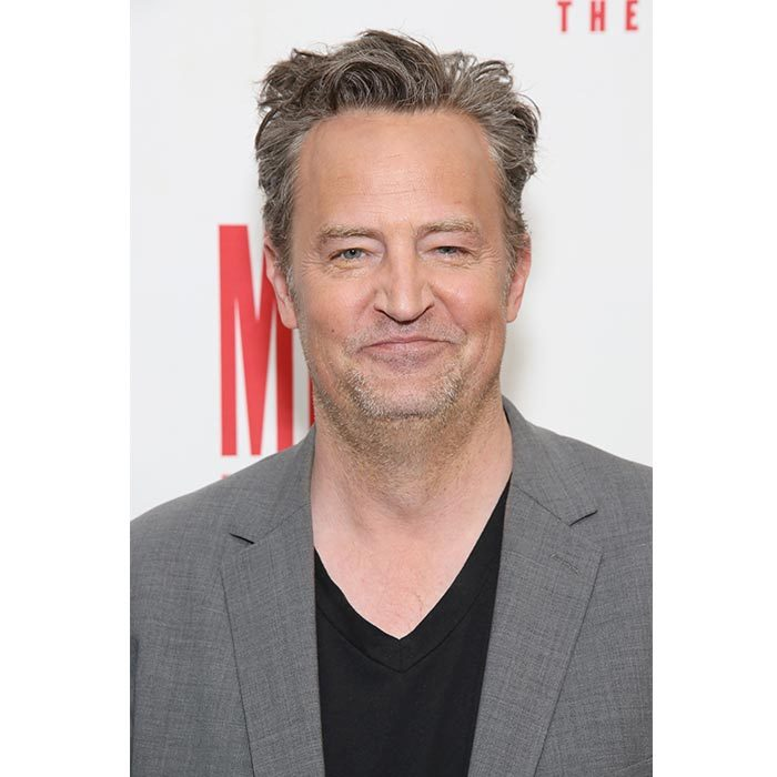 <h2>Matthew Perry</h2>