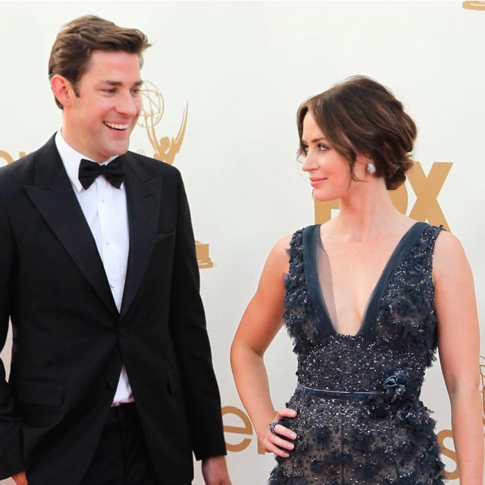 John couldn't keep his eyes off his wife at the 2011 Emmys.