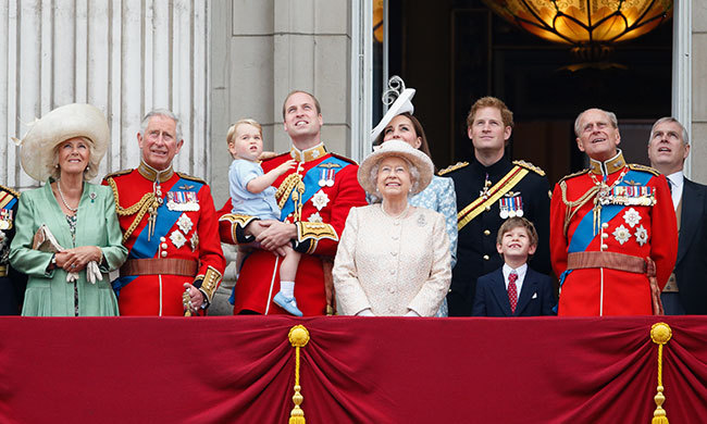 "<p>Since 1748, <strong><a href=""/tasgs/0/trooping-the-colour"">Trooping the Colour </a></strong>has been the official commemoration of the sovereign's birthday, and throughout her reign, the <strong><a href=""/tags/0/queen-elizabeth-ii"">Queen</a></strong> has looked fabulous in many vibrant skirt suits - which more often than not are accessorised with pearls and a matching hat.</p>