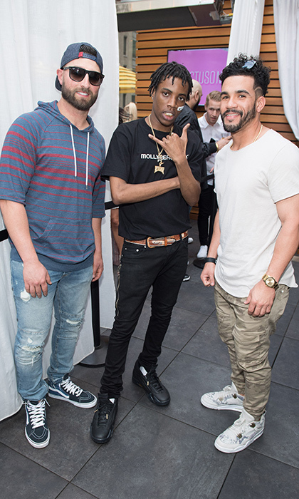 <h3>Cactus Club Party</h3>