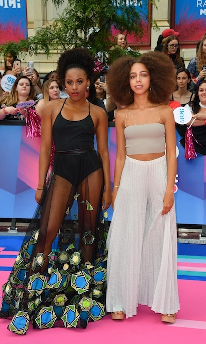 <em>Riverdale</em>'s Asha Bromfield and Hayley Law
