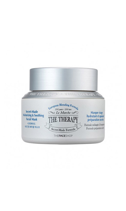 <h3>The Therapy</h3>