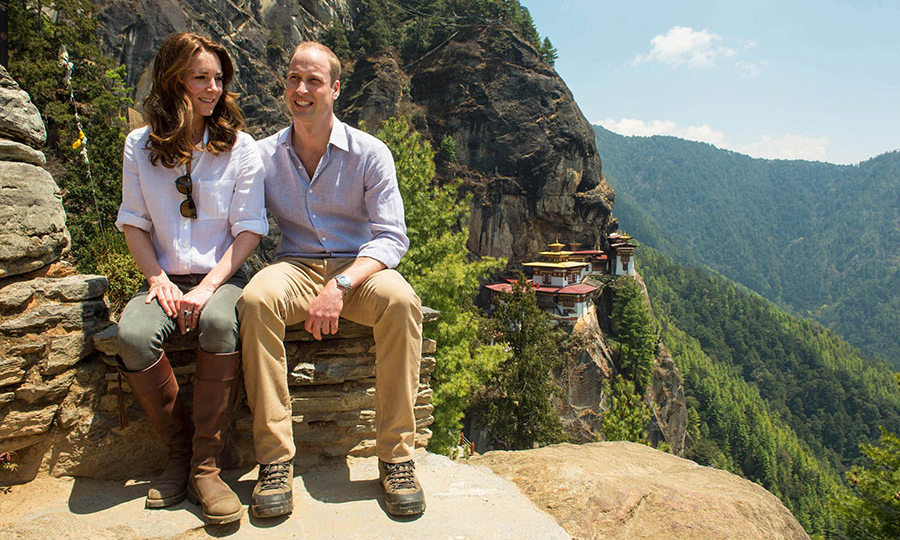 "24. The Prince isn't a big fan of very hot food. Last year, while attending a Kensington Palace reception for young people with links to Bhutan and India ahead of an official tour there, he admitted that he ""struggles"" with spices.