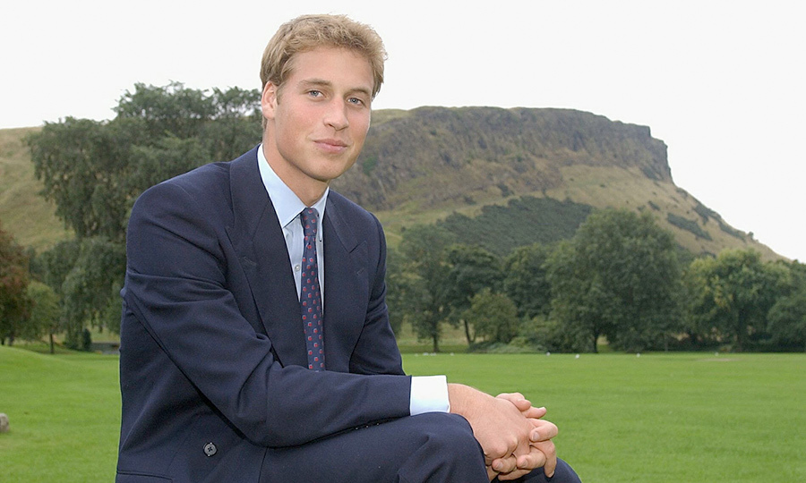 4. Prince William is a graduate of St Andrews University in Scotland, where he studied geography – after switching from his initial choice, history of arts, the course on which he met Kate.