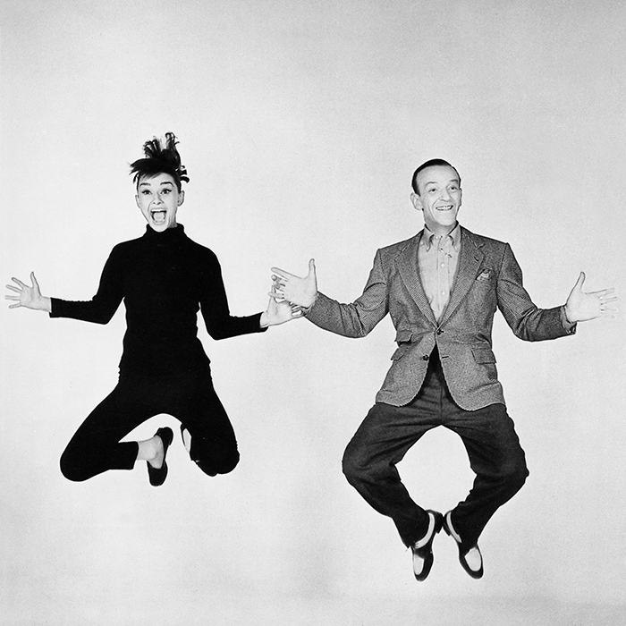 He worked with so many of the greats - Ginger Rogers, Rita Hayworth and Judy Garland, to name a few. During the height of his career he collaborated with the one and only Audrey Hepburn in the 1957 hit musical <em>Funny Face</em>.</p>